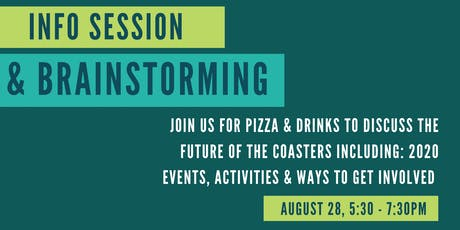 The Coasters needs you! tickets