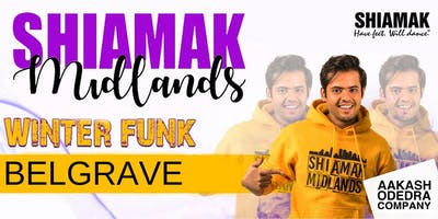 Shiamak Midlands: Belgrave JSPB & SPB Classes