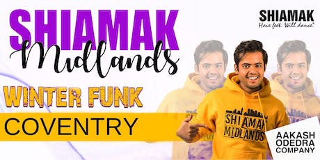 Shiamak Midlands: Coventry tickets