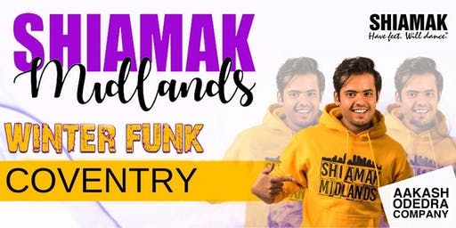 Shiamak Midlands: Coventry