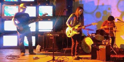 LASSYU, HIS HEM, DEAF ANDREWS & MIDDLEASIA at The Milestone Club on 9/1/19