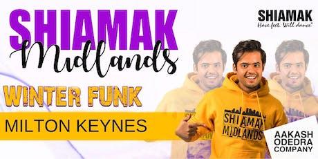 Shiamak Midlands: Milton Keynes tickets