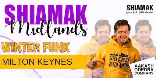 Shiamak Midlands: Milton Keynes