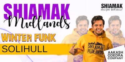 Shiamak Midlands: Solihull