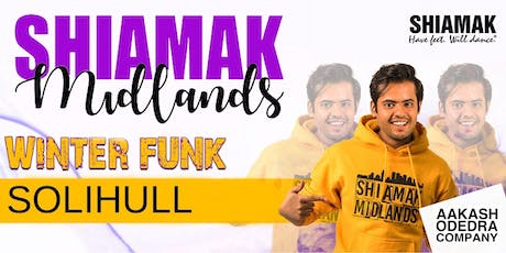 Shiamak Midlands: Solihull tickets