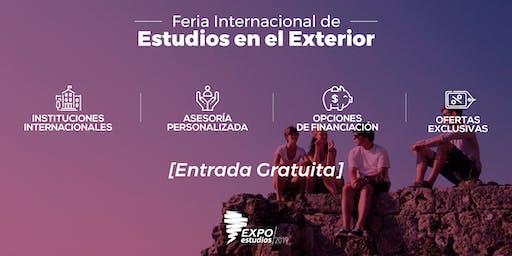 Feria ExpoEstudios 2019-2 Quito