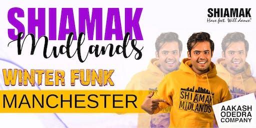 Shiamak Midlands: Manchester