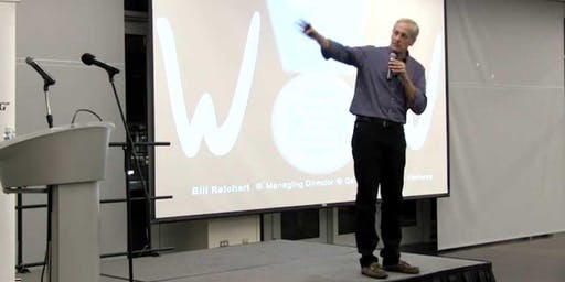 How to Pitch Your WOW!  to Investors/ Bill Reichert, Garage Technology Ventures