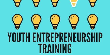 Youth Entrepreneurship Training: Three-Part Program tickets
