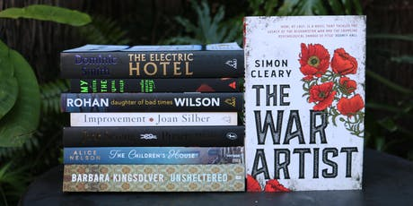 King Street Book Club discussing 'The War Artist' by Simon Cleary tickets