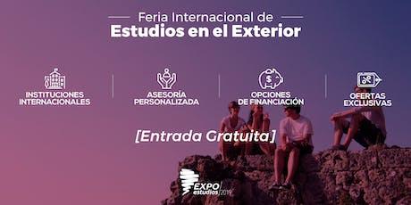 Feria ExpoEstudios 2019-2 Cali entradas