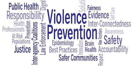 Violence Prevention CME Dinner tickets