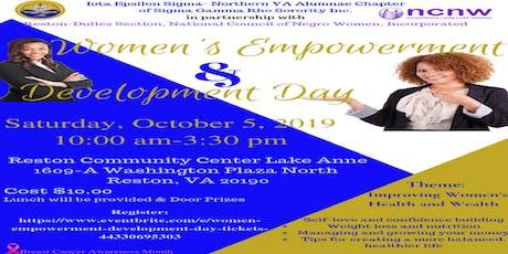 Women Empowerment & Development Day tickets