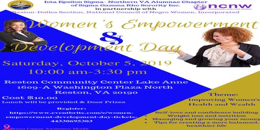 Women Empowerment & Development Day