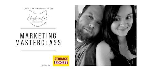 Small Business Marketing Masterclass tickets