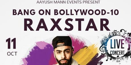 bANG On Bollywood-10 tickets