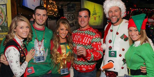 Downtown - Ugly Sweater Pub Crawl 4th Annual - Houston - December 7th