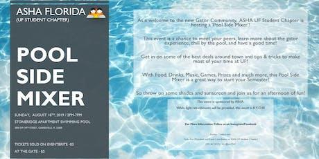 ASHA Hosts: Pool Side Mixer tickets