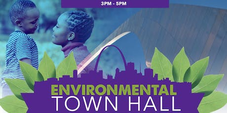 Environmental Justice Town Hall tickets