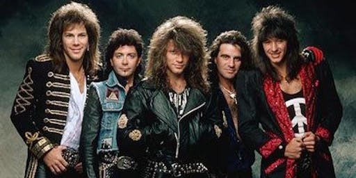 BON JOVI, JOURNEY, WHITESNAKE & THE SCORPIONS - THE ULTIMATE DJ TRIBUTE