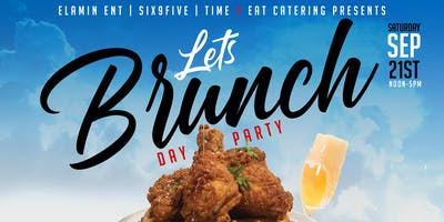 Let's Brunch Day Party !