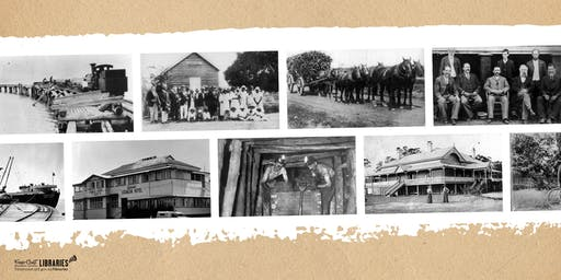 Local History Talk; Moments in Time presented by John Andersen - Maryborough - All ages