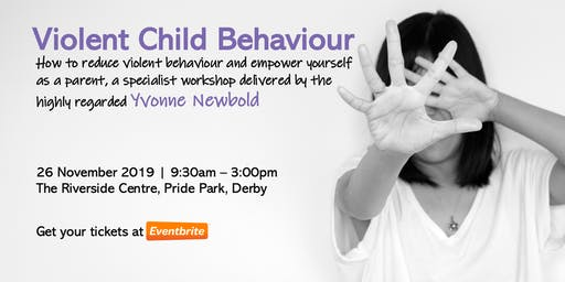 Violent Child Behaviour in SEND, a Workshop with Yvonne Newbold