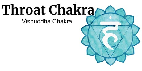 Journey Through the Chakras - Throat tickets