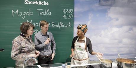 Kulinarische Reise durch Afrika Tickets