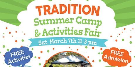 Tradition Summer Camp Fair tickets