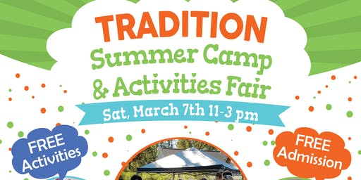Tradition Summer Camp Fair