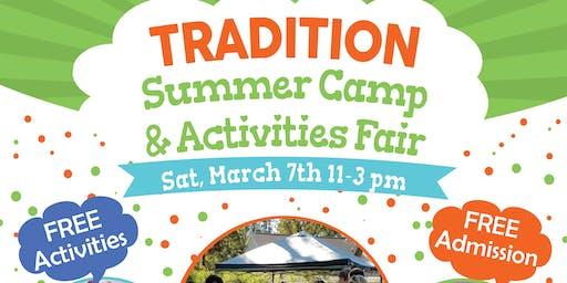 Tradition Summer Camp Fair