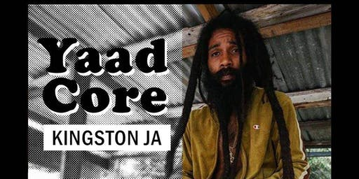 YAADCORE  roots selector & tour dj for protoje in Berkeley 8.25