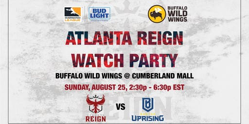 Atlanta Reign Final Watch Party 2019