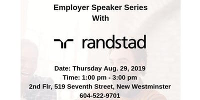 NEW WESTMINSTER Recruitment Event with RANDSTAD