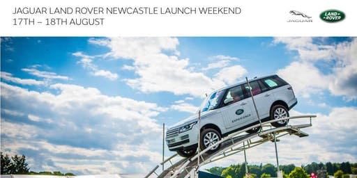Stratstone Jaguar Land Rover Newcastle Launch Weekend
