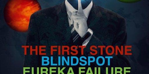 RSE Presents: The First Stone, Blindspot and Eureka Failure