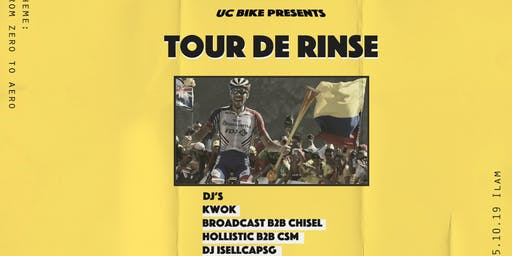 Tour De Rinse