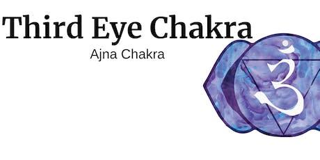 Journey Through the Chakras - Third Eye tickets