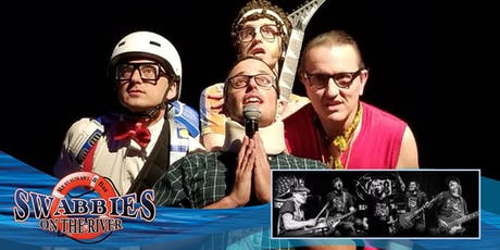 The Spazmatics / Mach 5 - Live at Swabbies tickets