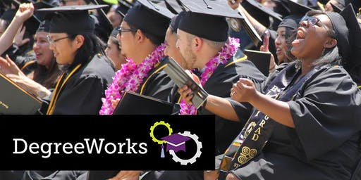 DegreeWorks Workshop for Chabot College Students (Fall 2019)