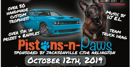 Pistons-n-Paws tickets