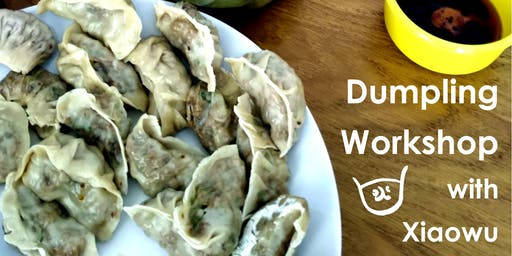 Chinese Dumpling Making Workshop