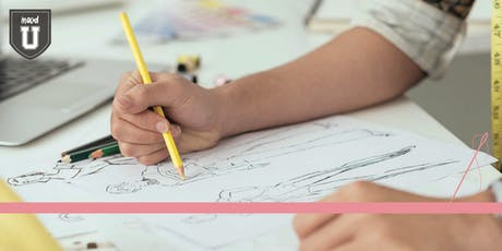 Fundamentals of Fashion Drawing || NYC | 6-Week Course | September Session tickets