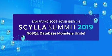 Scylla Summit 2019 tickets
