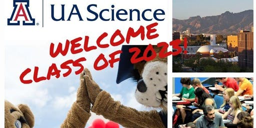 Welcome to the College of Science - Class of 2023!
