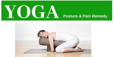 Yoga Posture & Pain Remedy