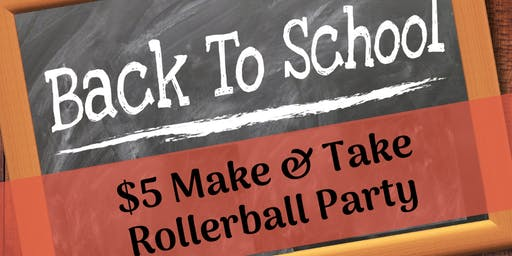 Back to School $5 Make & Take with Cathy Hansen ~ NoCoDoterra