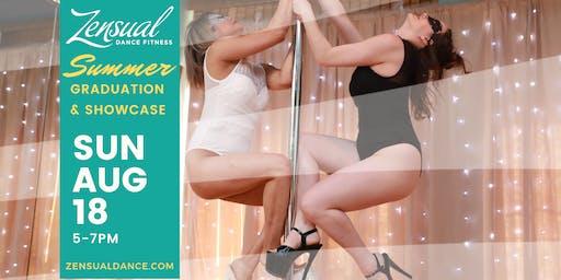 Zensual Dance Fitness' Summer Graduation & Showcase