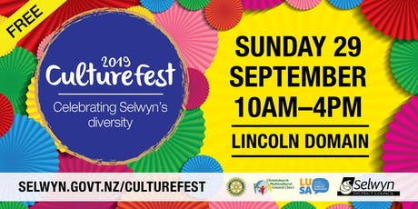 CultureFest 2019 tickets
